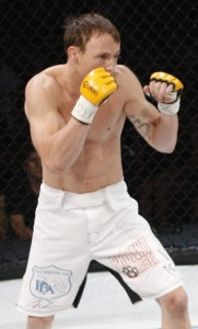 Paragon MMA Fighter Bruce Connors