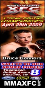 bruce fight banner